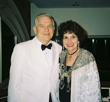 Gene Fant and Mona  Faith